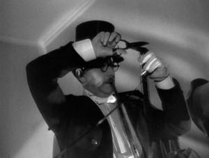 Fotograma del filme La ronde (1950, Maz Ophüls)